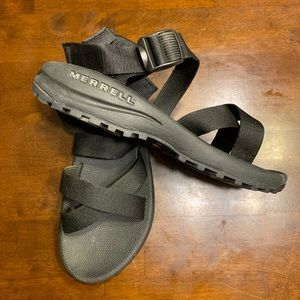 Men's Merrell Python sandals